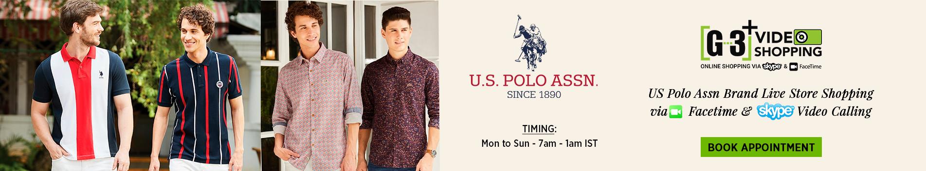 U S Polo Assn