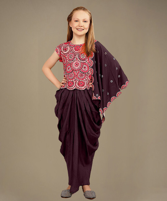 DHOTI SUITS COLLECTION