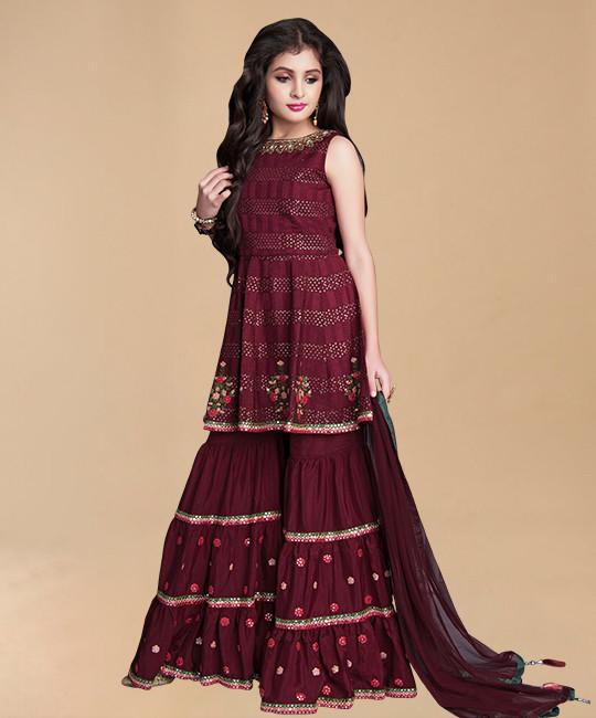 Wedding Salwar Suit