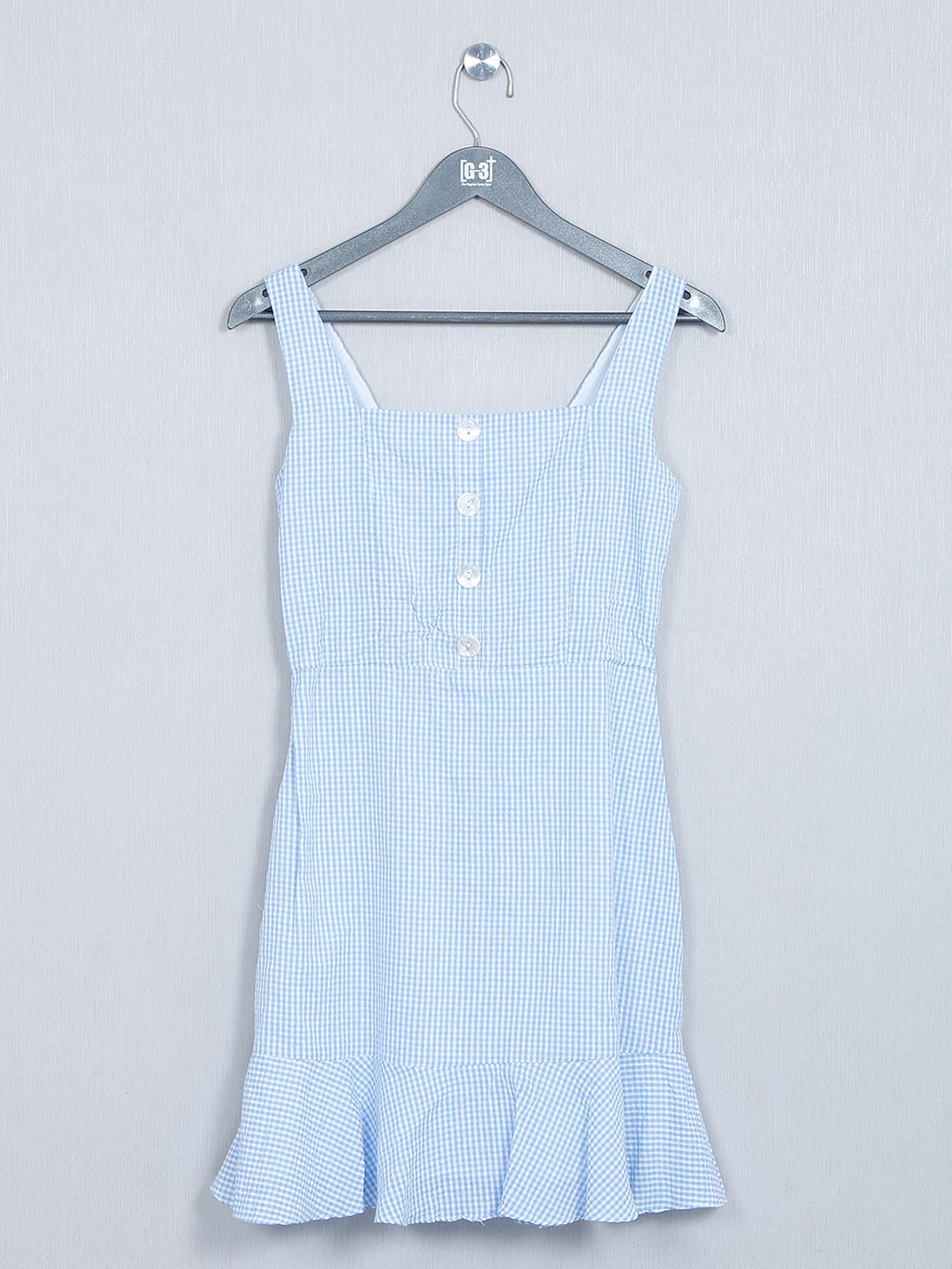 AND blue cotton western top for women?imgeng=w_400