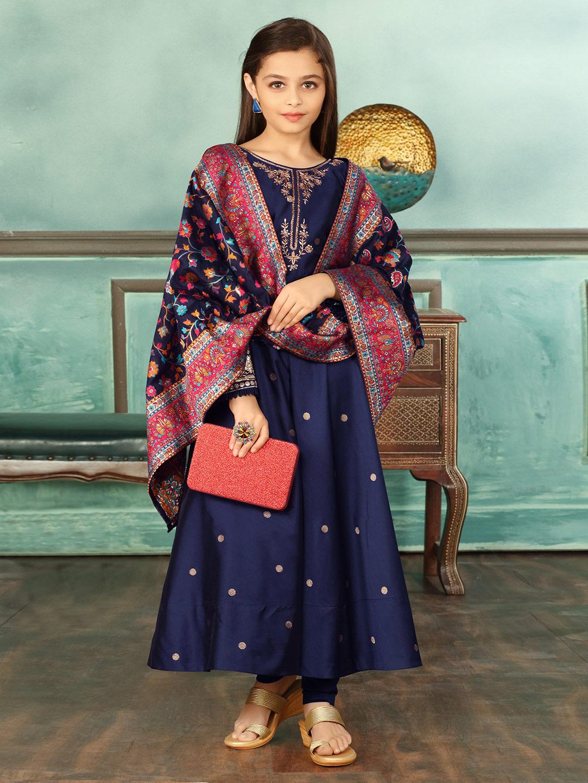 Beautiful royal blue party wear anarkali suit?imgeng=w_400