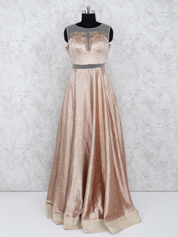 Beige color gown in silk?imgeng=w_400