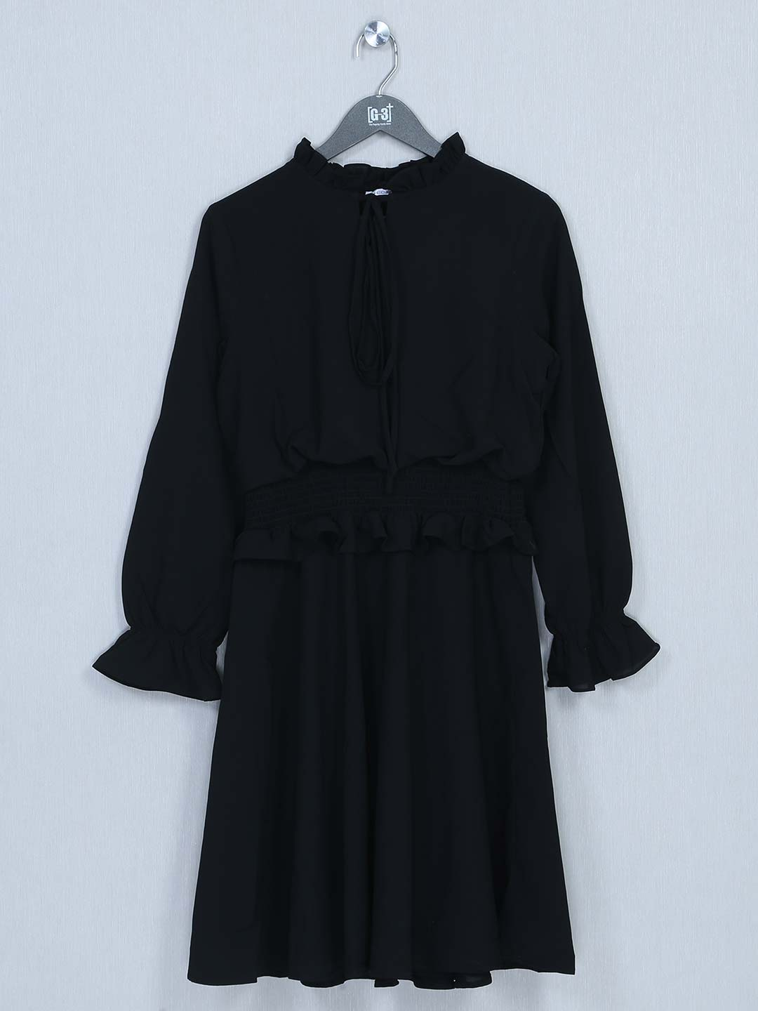 Black cotton top for women casual look?imgeng=w_400
