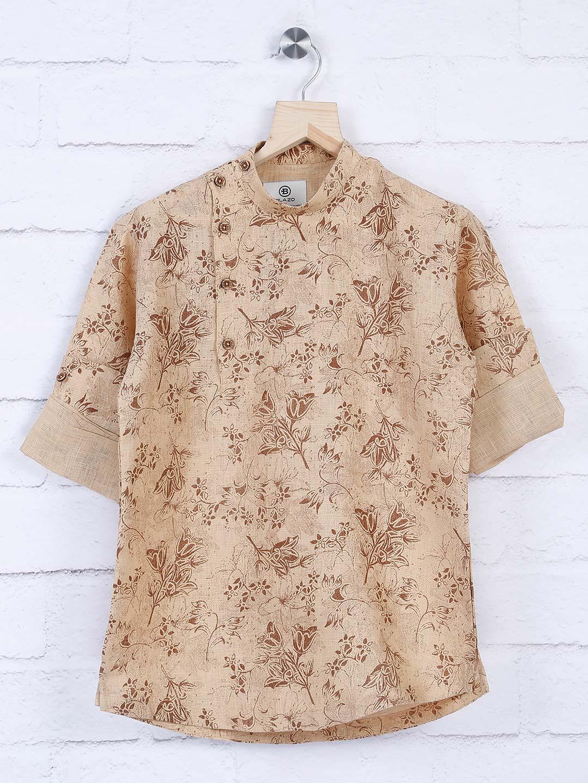 Blazo beige color designer shirt?imgeng=w_400