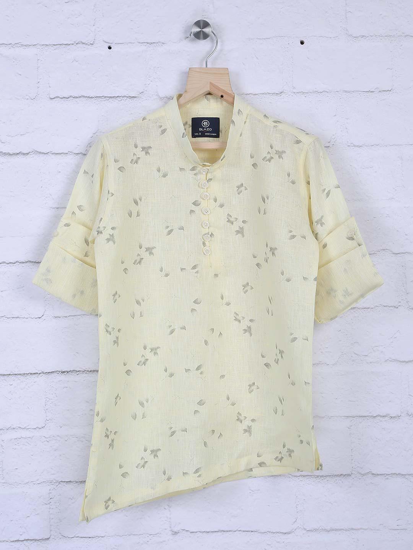 Blazo lemon yellow hue shirt?imgeng=w_400