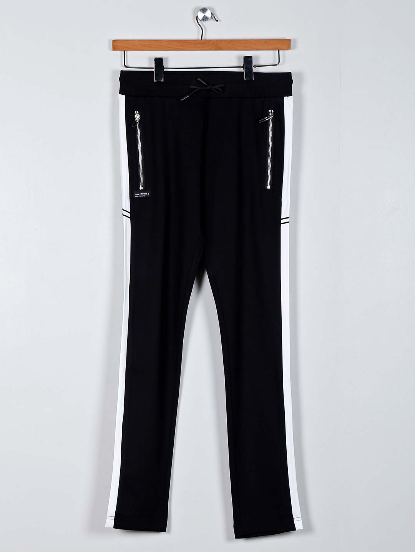 Chopstick comfortable black night track pant?imgeng=w_400