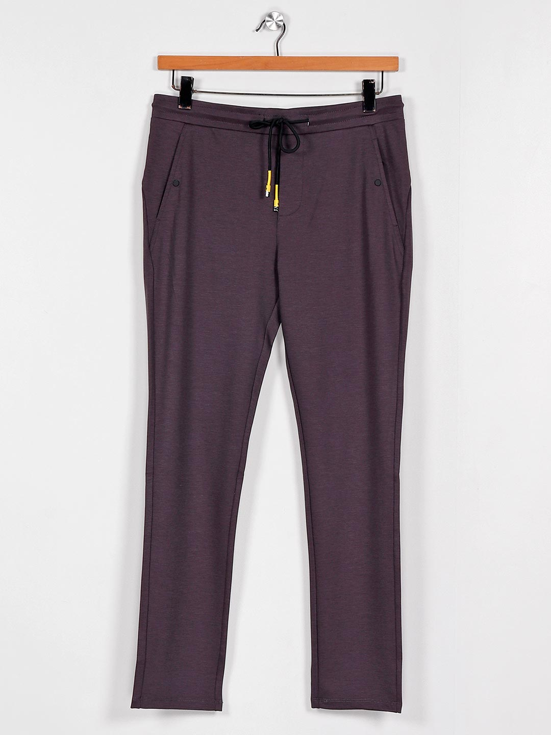 Cookyss printed brown comfortable track pant?imgeng=w_400
