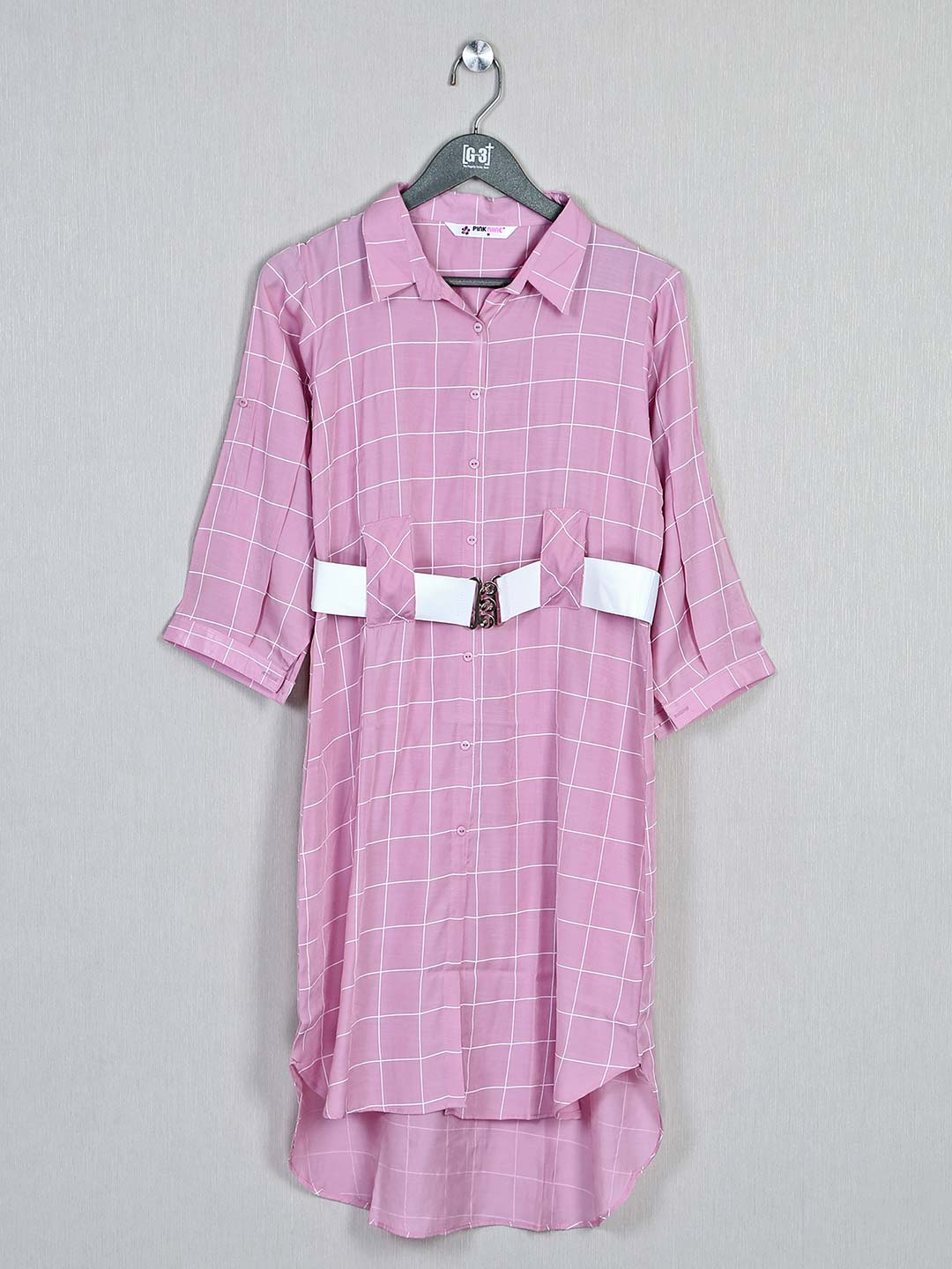 Cotton checks top in pink?imgeng=w_400
