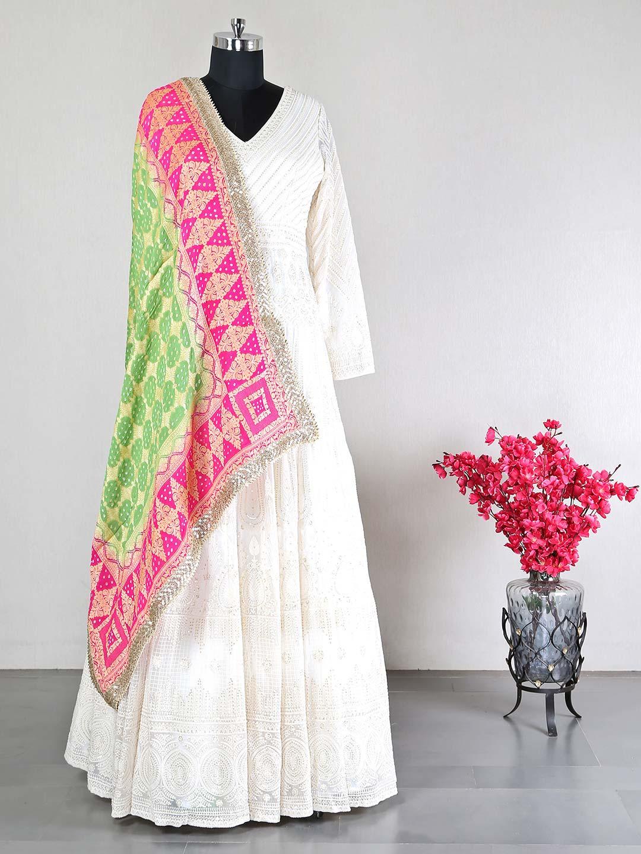 Cream georgette party wear salwar kameez?imgeng=w_400
