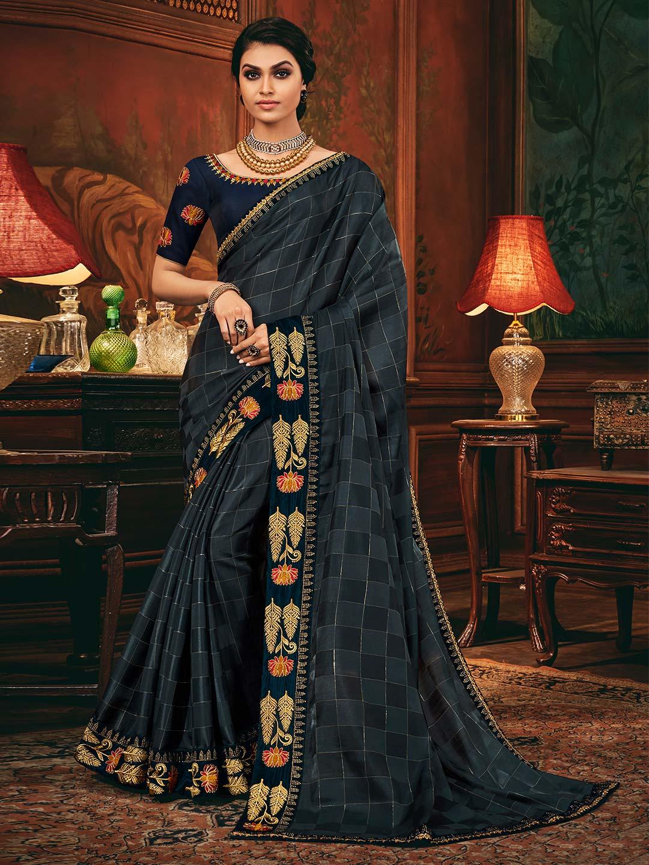 Dark grey cotton silk for wedding function?imgeng=w_400