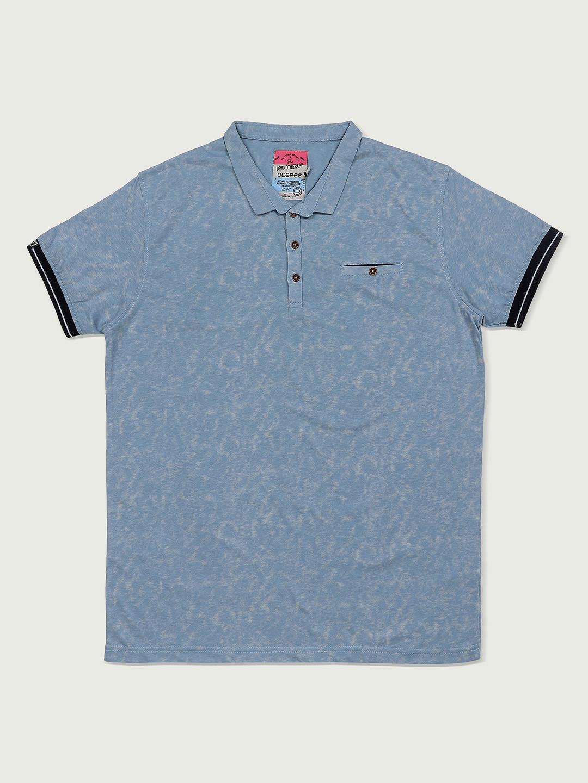 Deepee sky blue slim fit t-shirt?imgeng=w_400