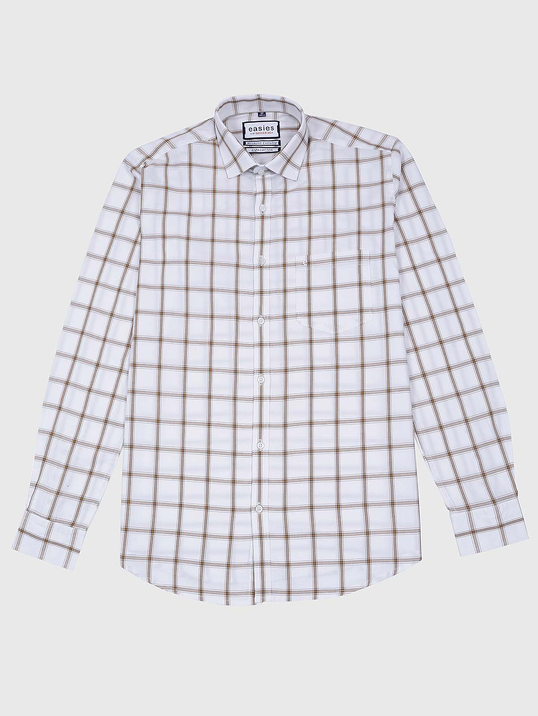 Easies casual wear white checks shirt?imgeng=w_400