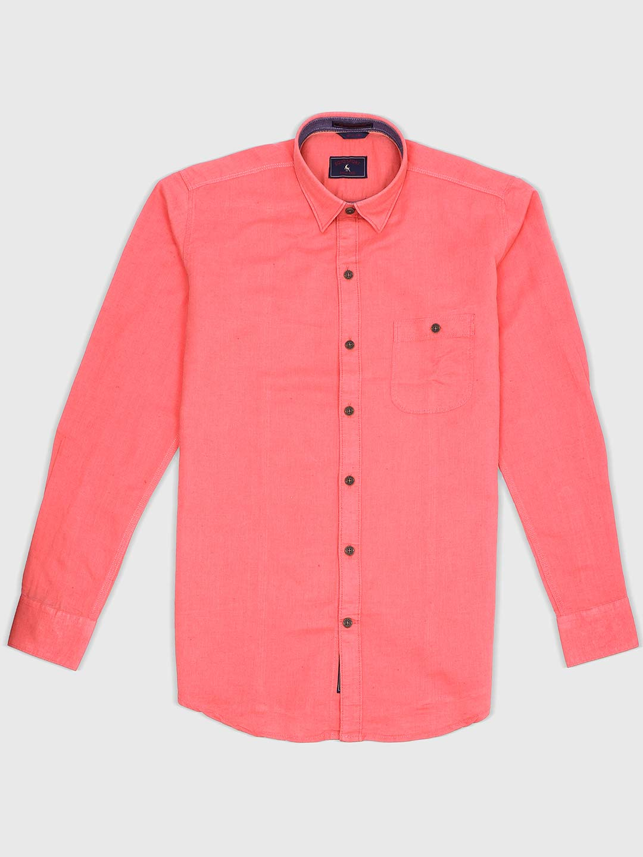 EQIQ bright pink color cotton shirt?imgeng=w_400