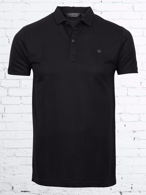 Freeze solid black cotton t-shirt?imgeng=w_400
