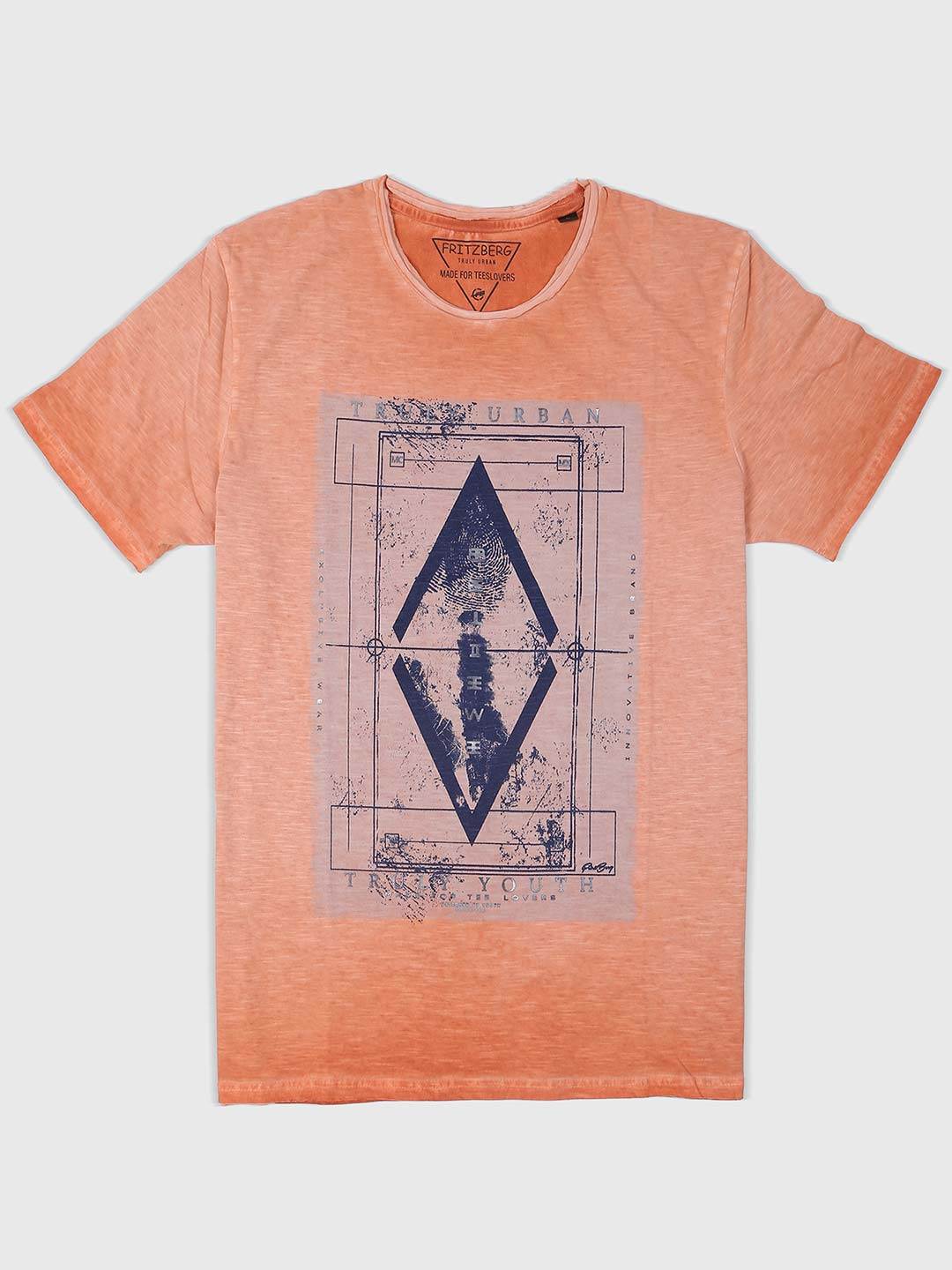 Fritzberg presented peach color t-shirt?imgeng=w_400