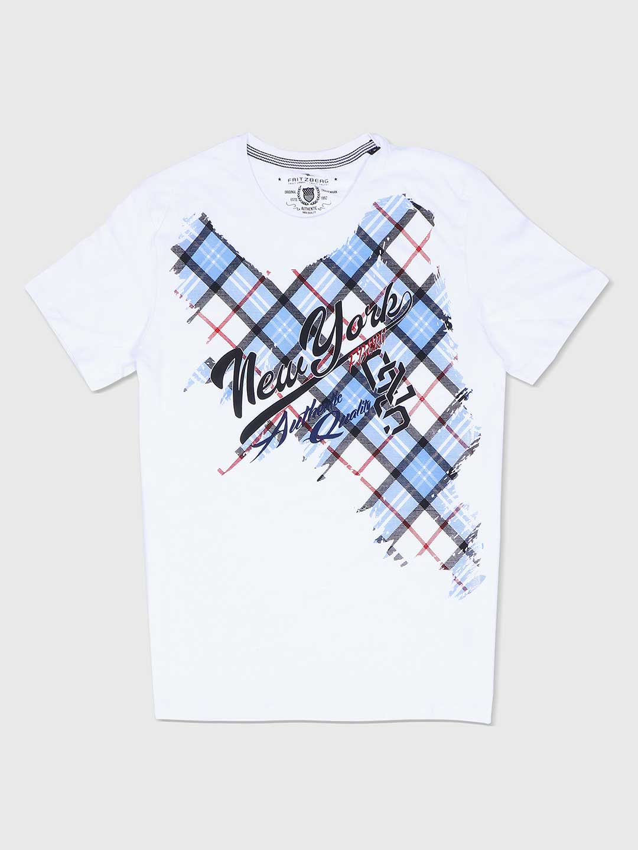 Fritzberg printed white cotton t-shirt?imgeng=w_400