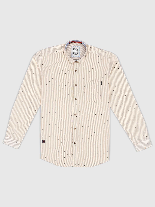 Gianti printed cream hued shirt?imgeng=w_400