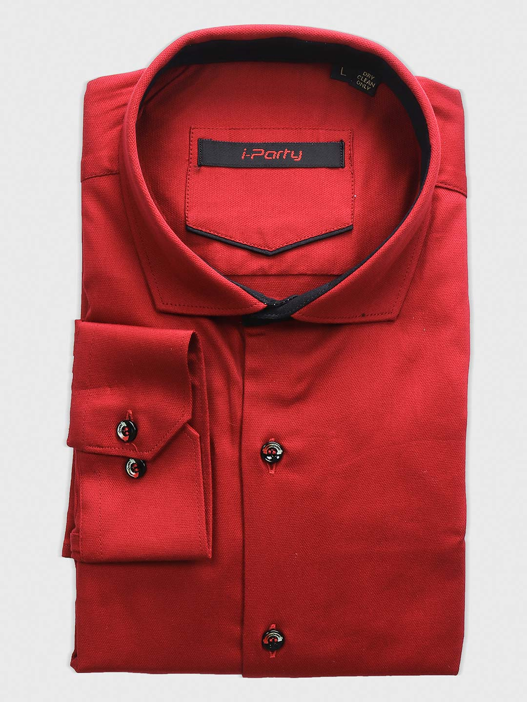 I Party bright red hue shirt?imgeng=w_400