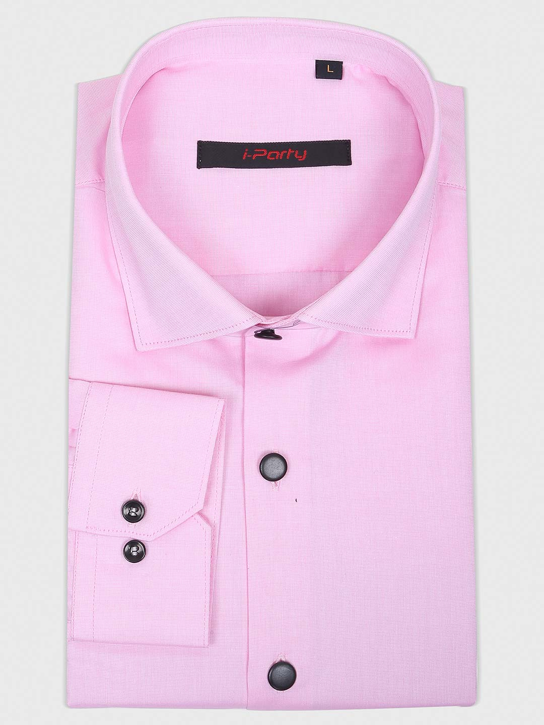 I Party pink colored cotton fabric shirt?imgeng=w_400