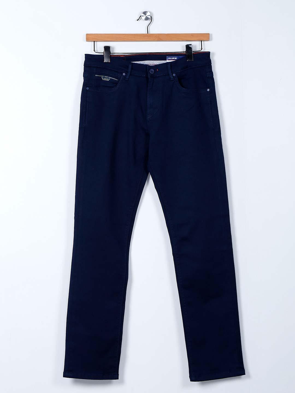 Killer presented solid navy slim fit jeans?imgeng=w_400