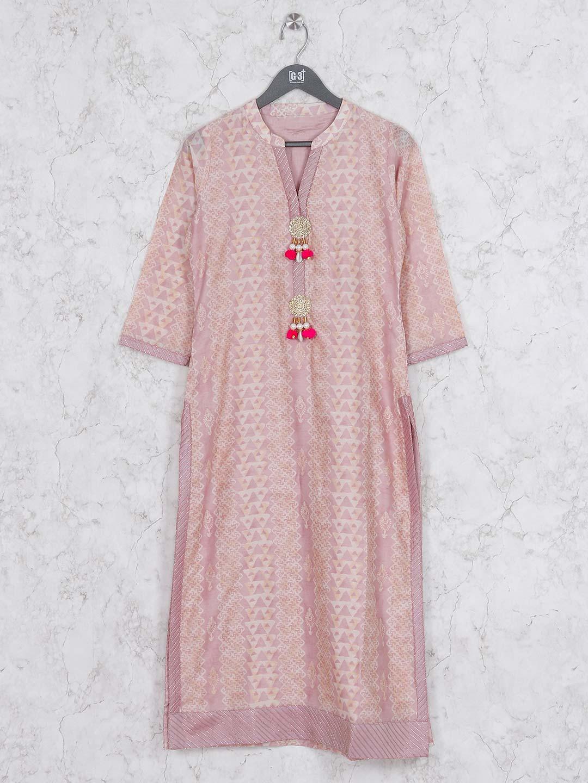 Light pink kurti in cotton?imgeng=w_400