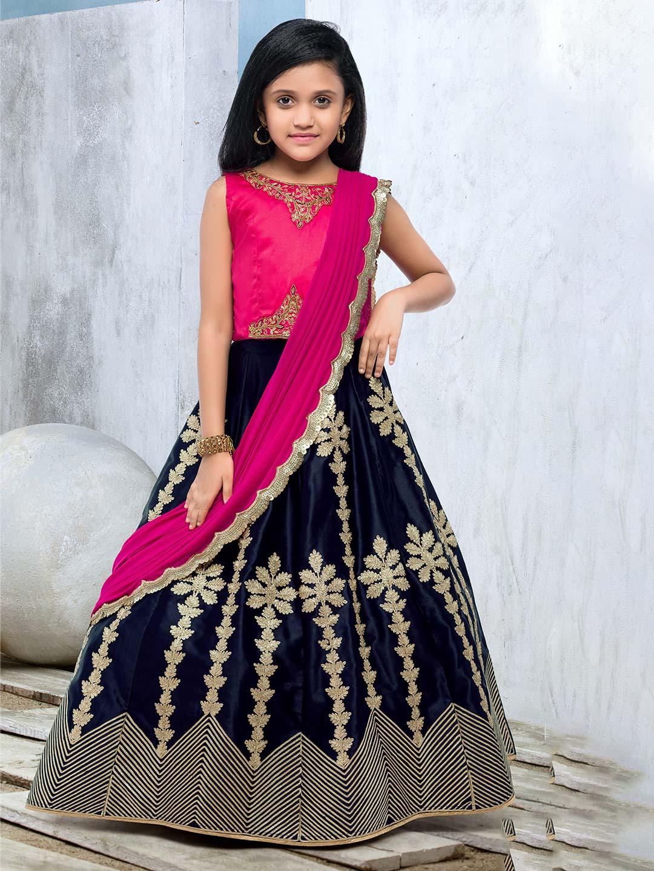 Magenta and blue lehenga choli for wedding?imgeng=w_400