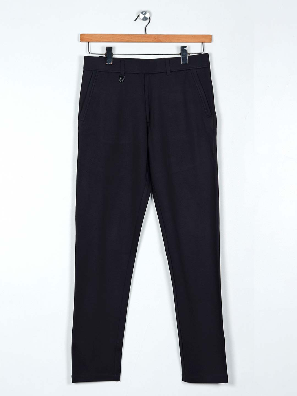 Maml black solid payjama?imgeng=w_400