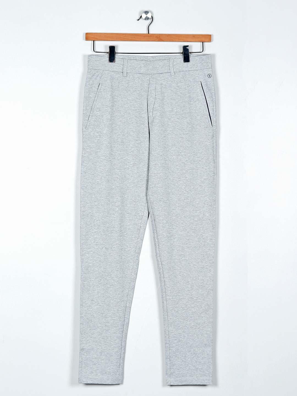 Maml grey solid cotton payjama?imgeng=w_400