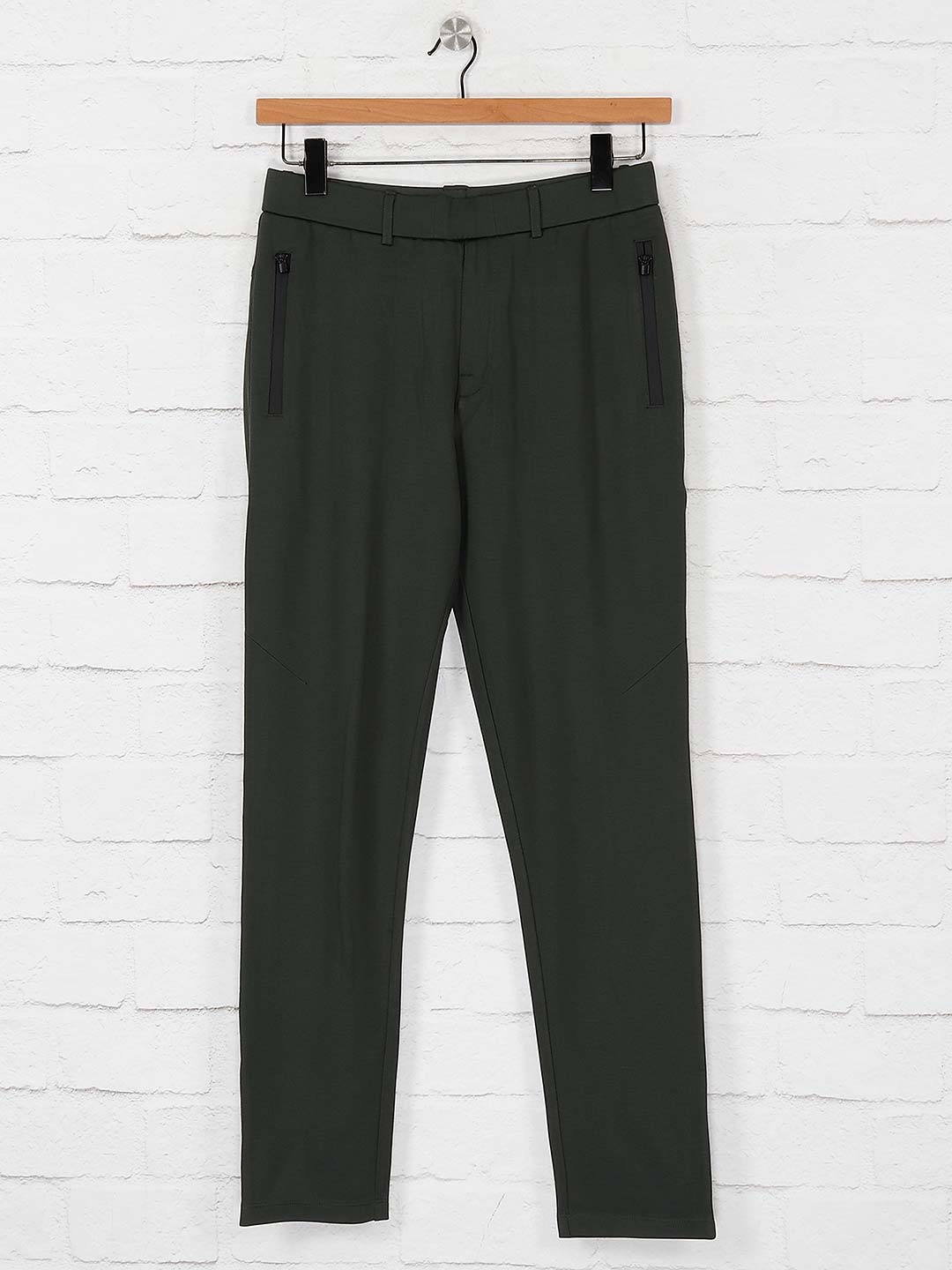 Maml olive colored cotton night track pant?imgeng=w_400
