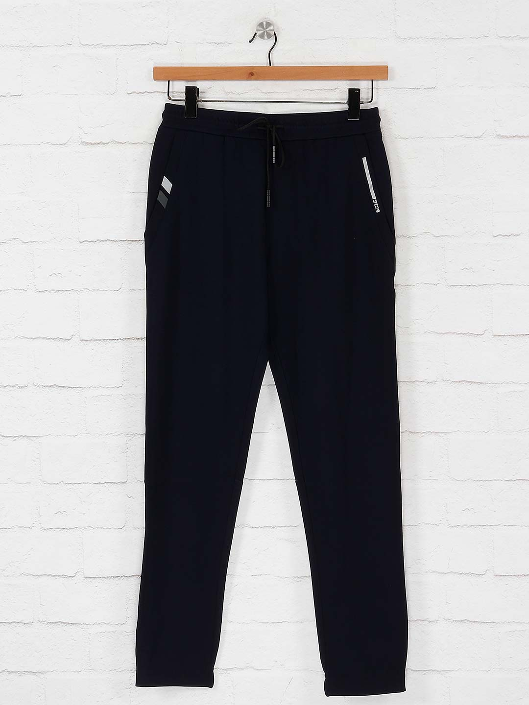 Maml presented navy solid track pant?imgeng=w_400