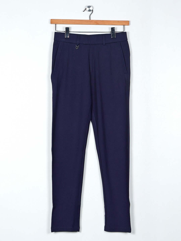 Maml solid navy payjama for men?imgeng=w_400