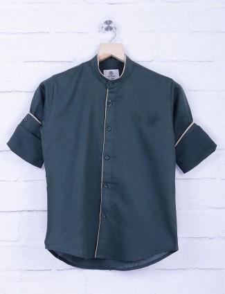 Blazo rama green party shirt