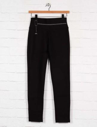 Boom casual wear black jeggings