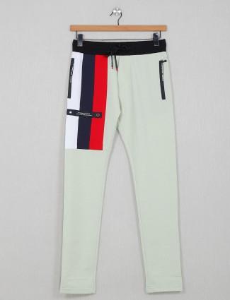 Chopstick off white track pant