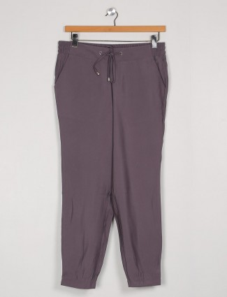 Cotton grey pyjama for gorgeous women