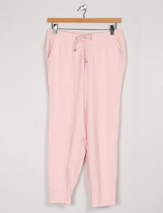 Cotton pink pyjama  for women