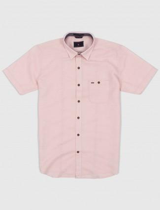 EQIQ presented pink colored shirt