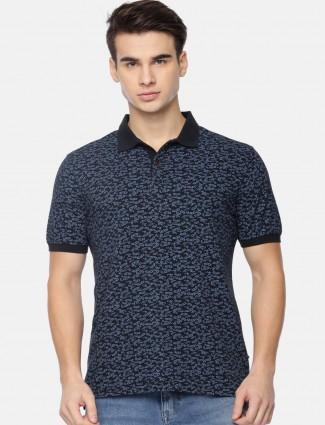 Indian Terrain blue printed t-shirt