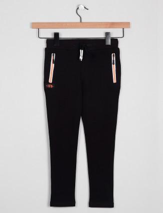 Jappkids latest stretchable black payjama