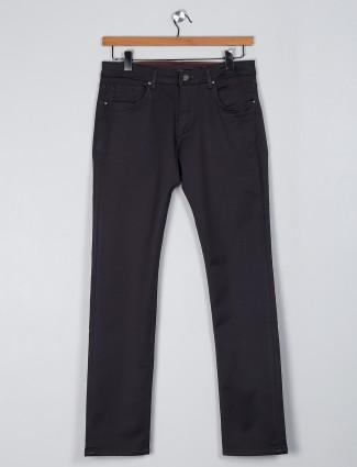Killer slim fit solid ash grey jeans