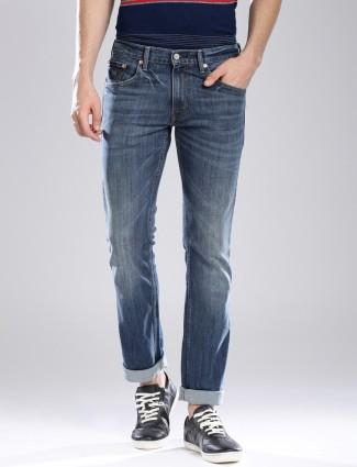 Levis blue denim jeans