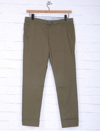 Sixth Element presented olive trouser