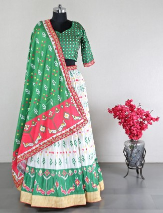 Wedding lehenga choli for womens in silk