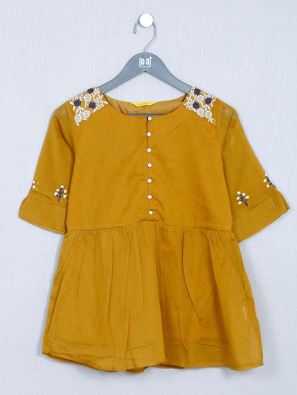 Mustard yellow top in cotton?imgeng=w_400