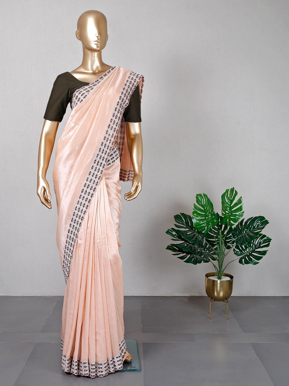 Peach desginer silk festive saree?imgeng=w_400