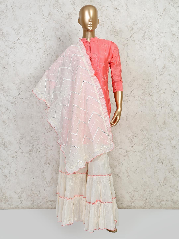 Pink thread weave festive salwar suit?imgeng=w_400
