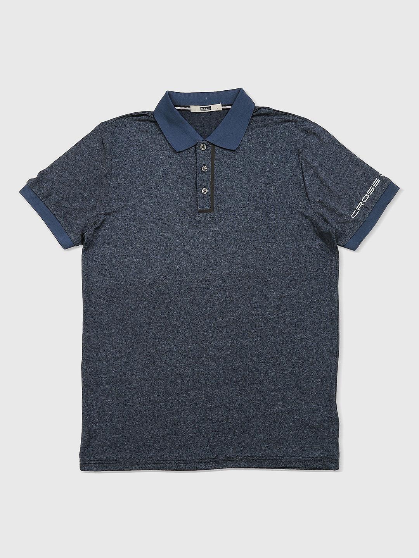 Rex straut solid blue t-shirt?imgeng=w_400