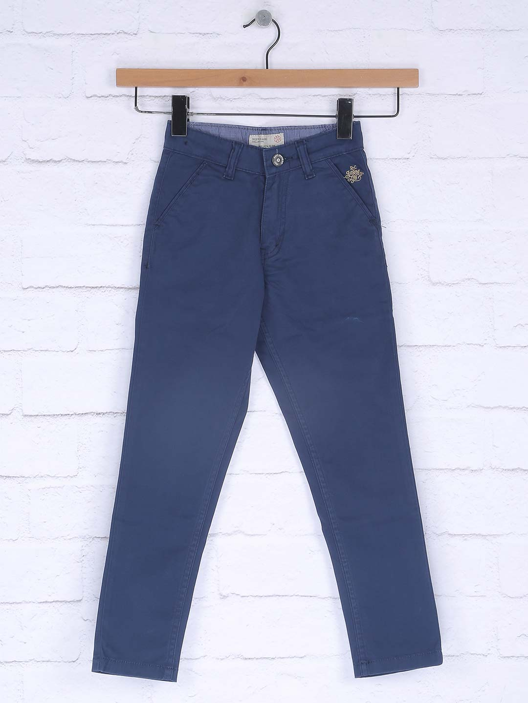 Ruff blue hued casual wear jeans?imgeng=w_400