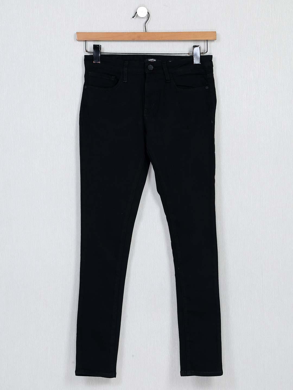 Spykar black casual wear denim for women?imgeng=w_400