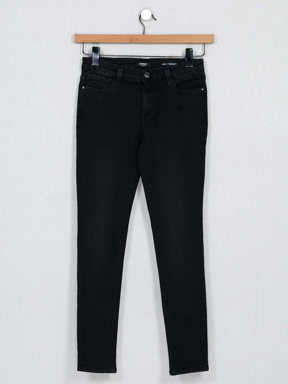 Spykar black jeans for women?imgeng=w_400